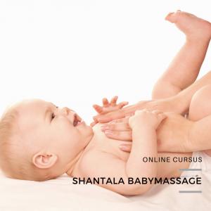 Volg een online cursus Shantala Babymassage bij Liefdevolle Geboorte
